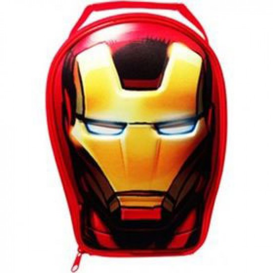 SCHOOL BACK IRON MAN
