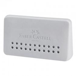 eraser Faber Castell 187164 Grip efge grey